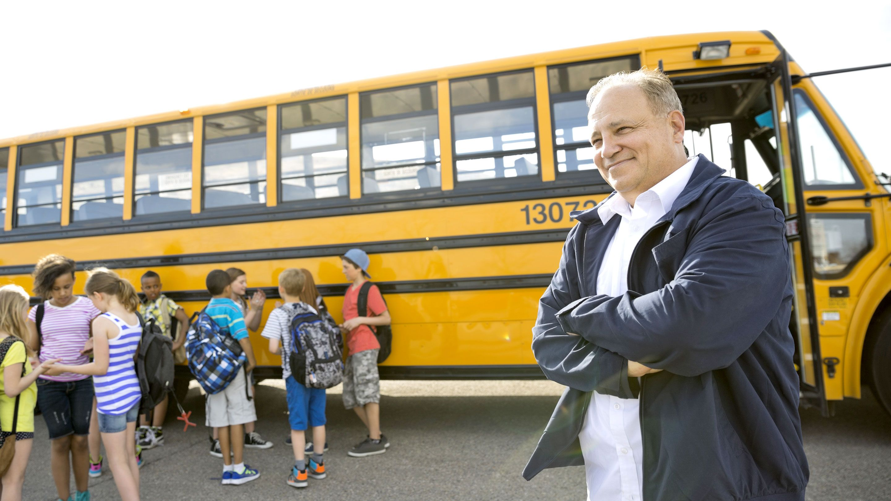 Building Students Resilience on the Bus