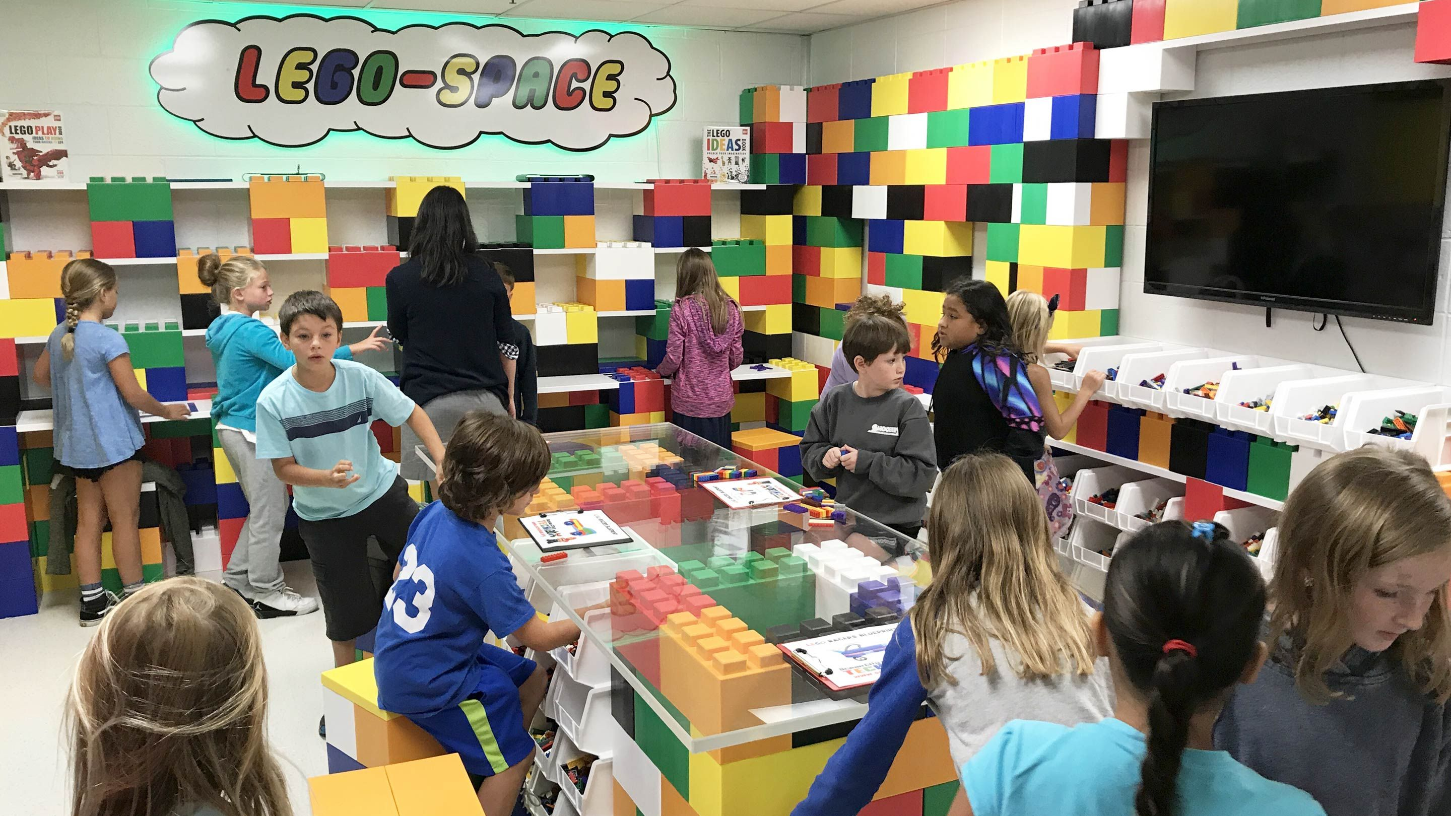A Makerspace Built by Elementary Students | Edutopia