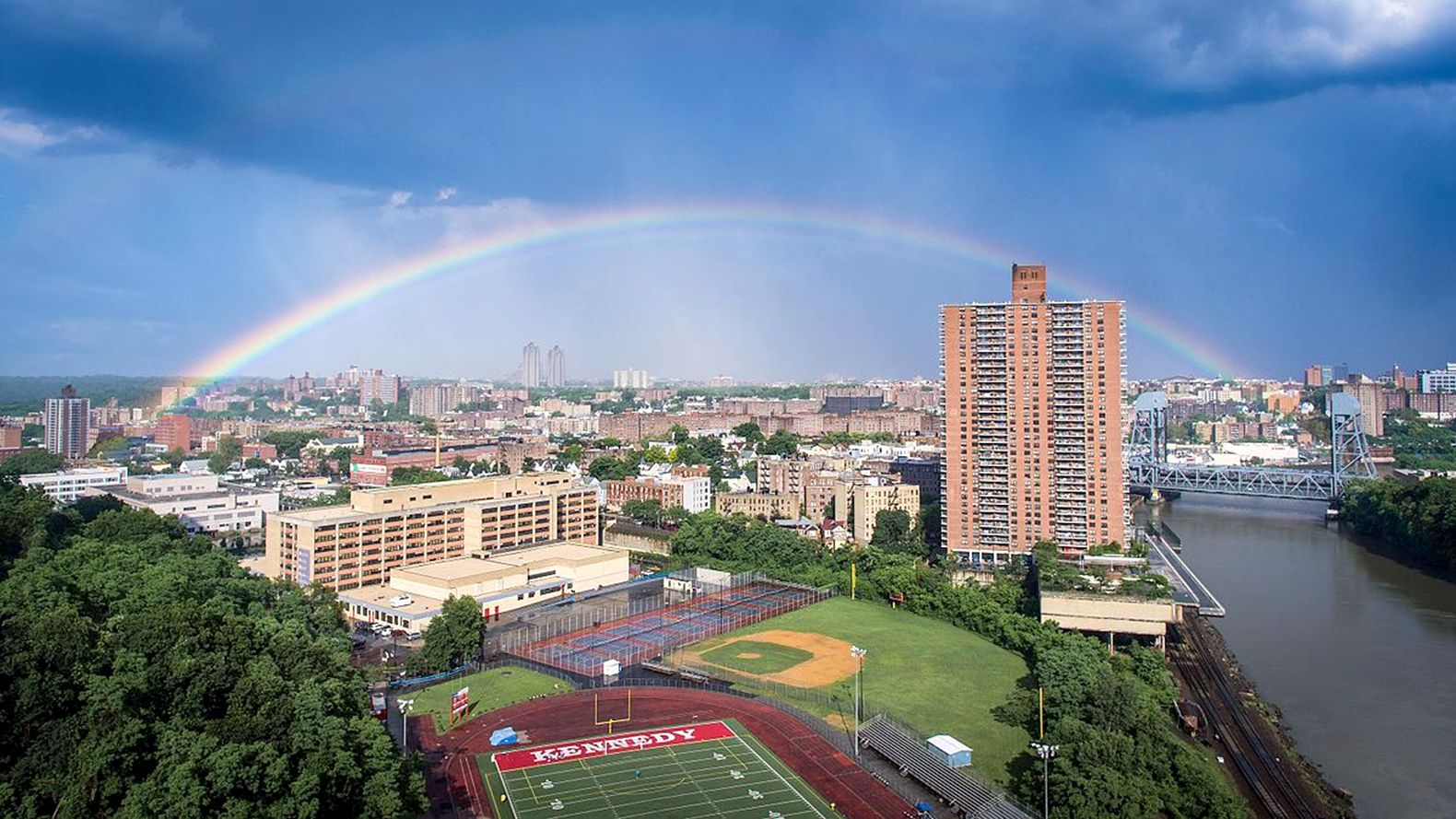 Marble Hill High School in the Bronx has been highlighted by Stanford University as one of the top schools for high-quality ELL instruction.