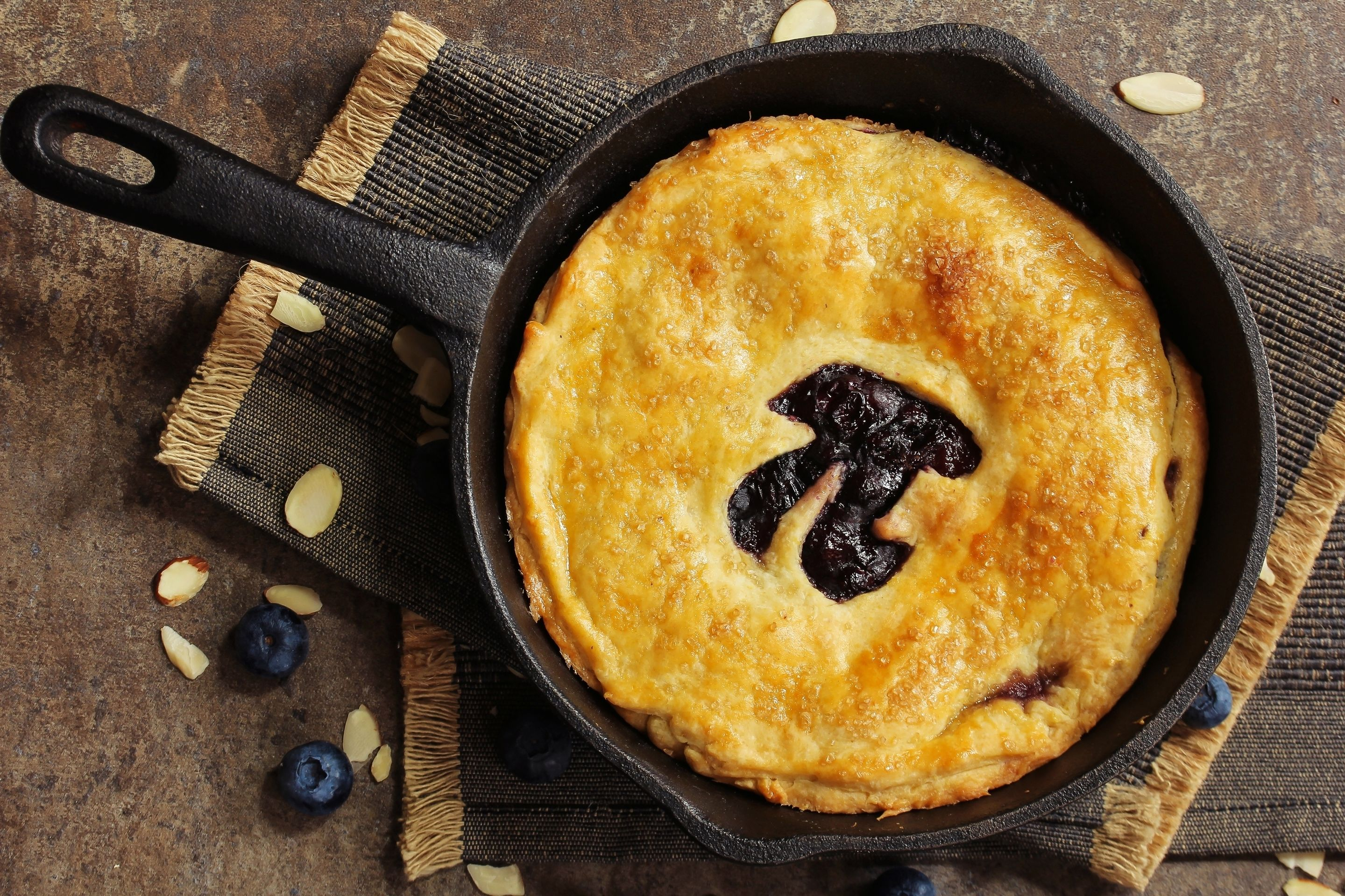 Get students interested in pi by serving some pie.