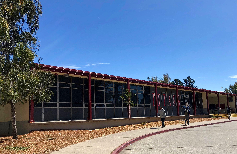 Skyline High School in Oakland, California