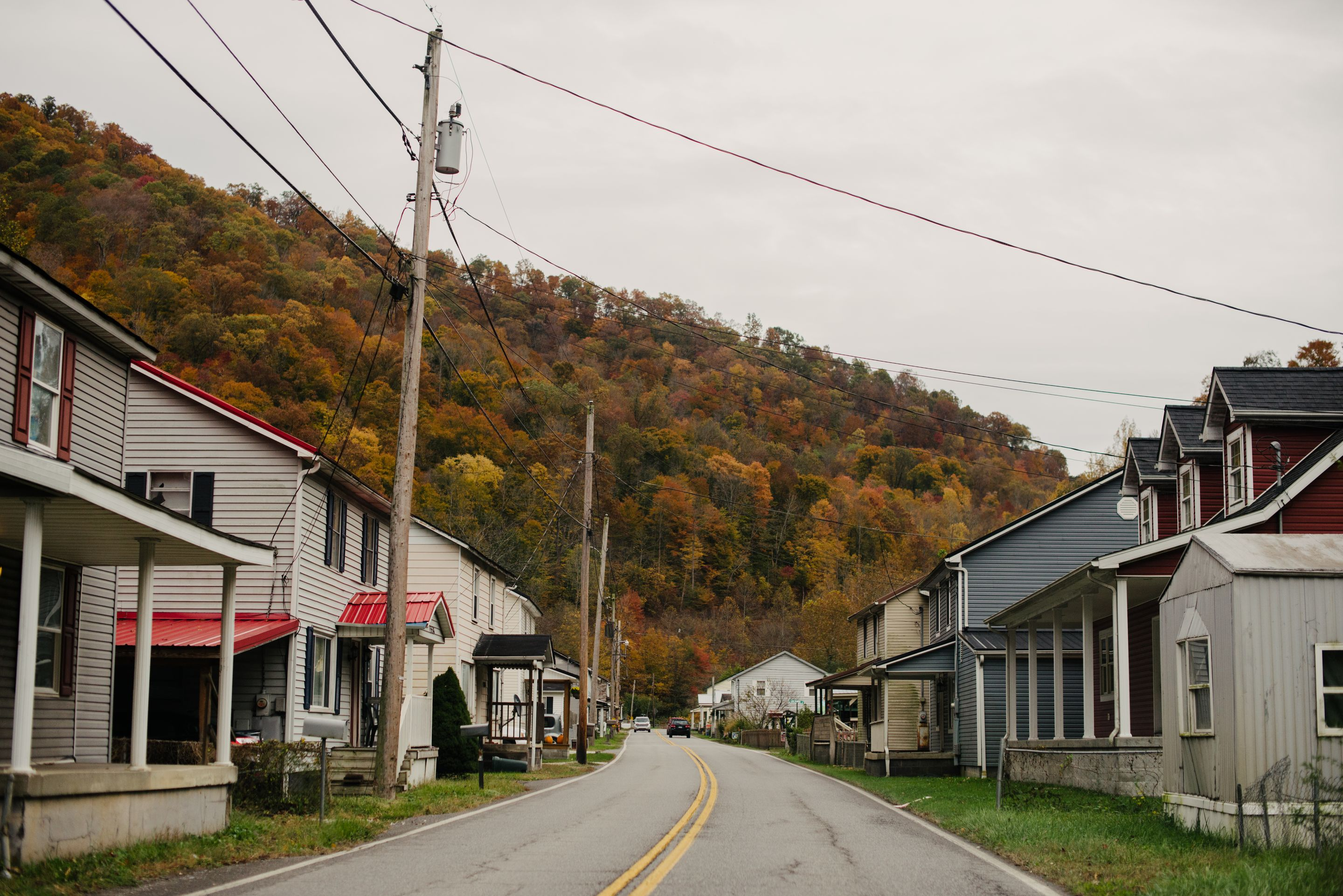 Toler, a small town north of Belfry on Route 119