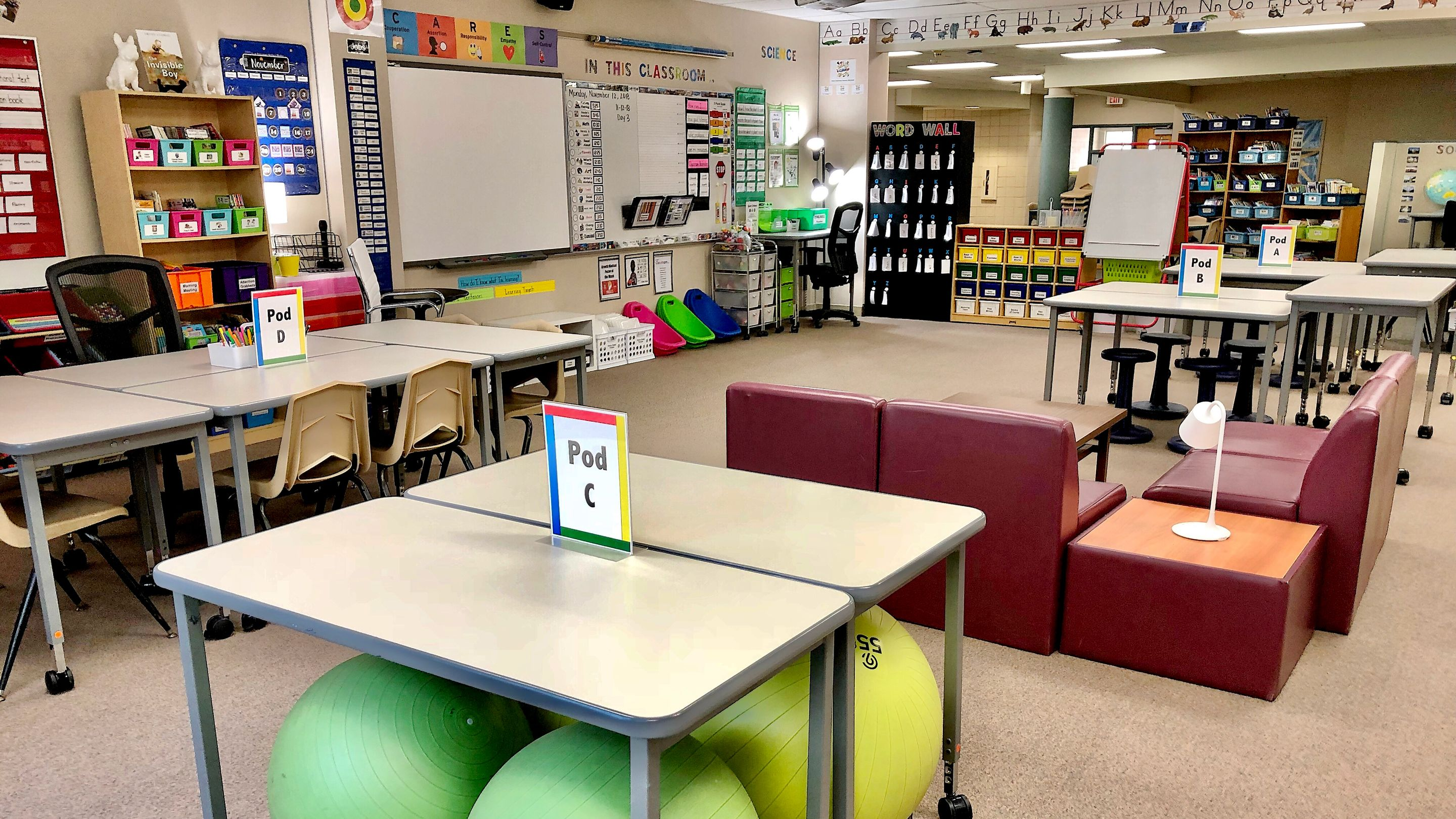 Designing Flexible Seating With Elementary School Students Edutopia