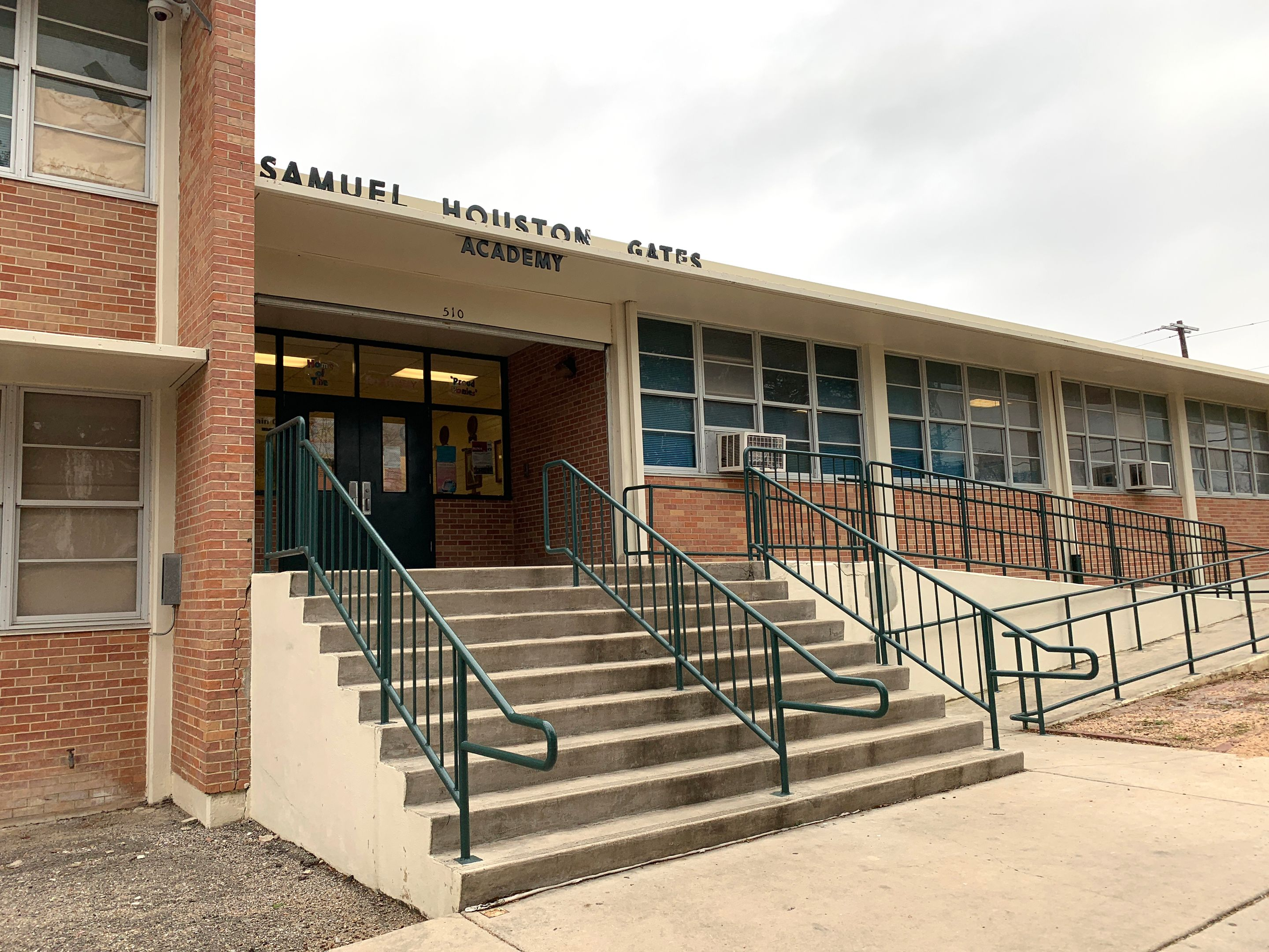 Samuel Houston Gates Elementary School, in San Antonio