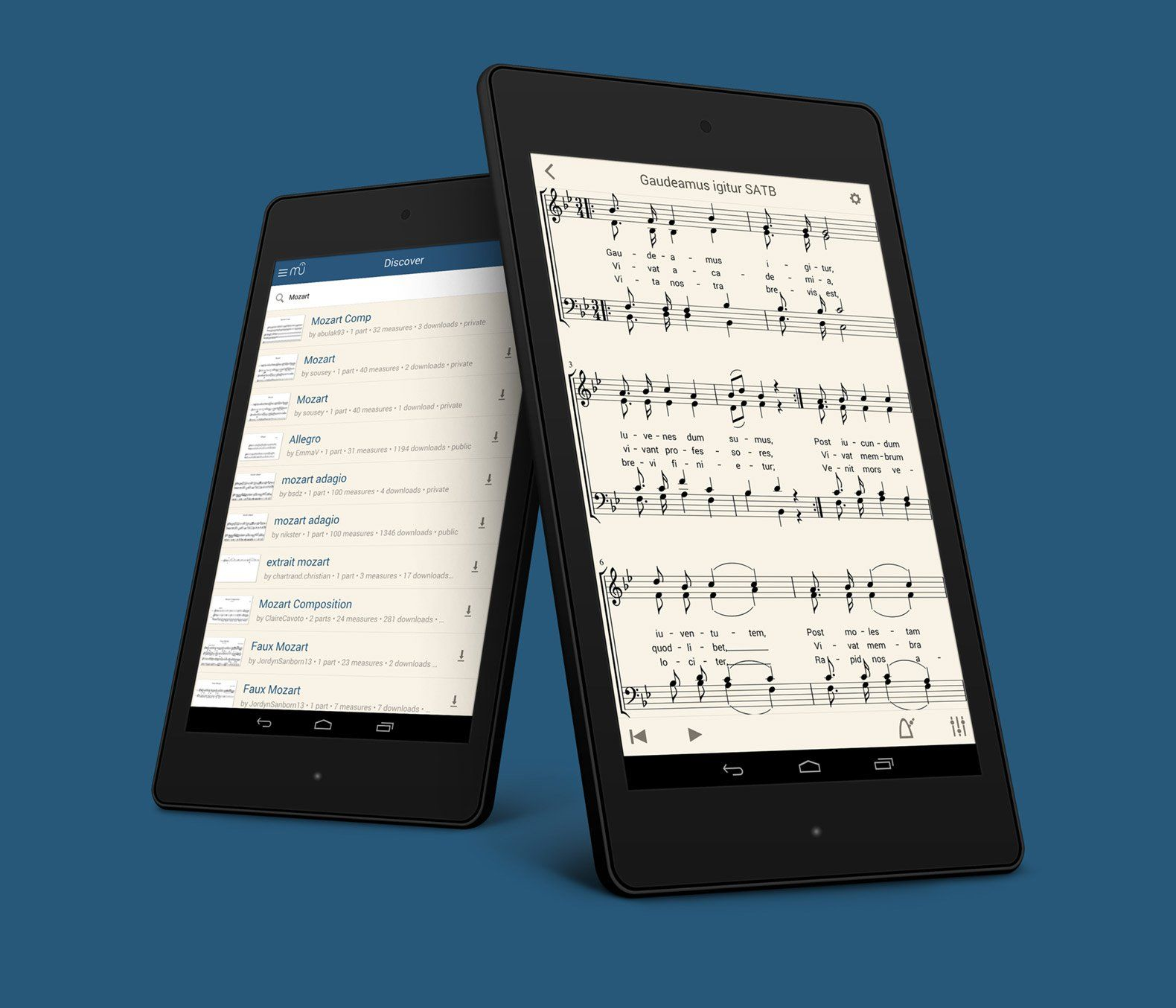 MuseScore is one of many apps that are changing music instruction.