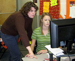 Digital Know-How: Vicki Davis and her student Hope discuss the current Google news.