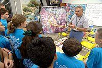 Local environmentalists share their expertise with Hurst students.