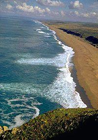 Beachhead: Point Reyes National Seashore