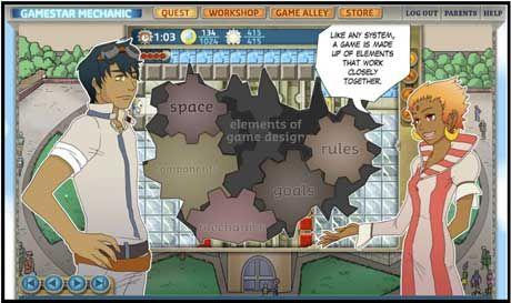 Screenshot from Gamestar Tutorial