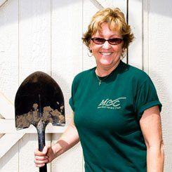 Seeds of Learning: Teacher Suzie Dondlinger coordinates the school garden club she started six years ago.