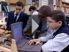 VIDEO: Mott Hall School: STEM Projects Encourage Students to Excel