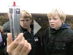 VIDEO: Learning Landscape: Kids Monitor Terrain With Tech