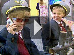 VIDEO: Five-Year-Olds Pilot Their Own Project Learning