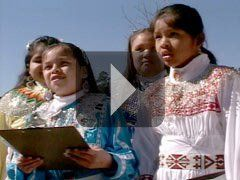 VIDEO: First Peoples' Project: Native Children Distribute Their Cultural Wealth