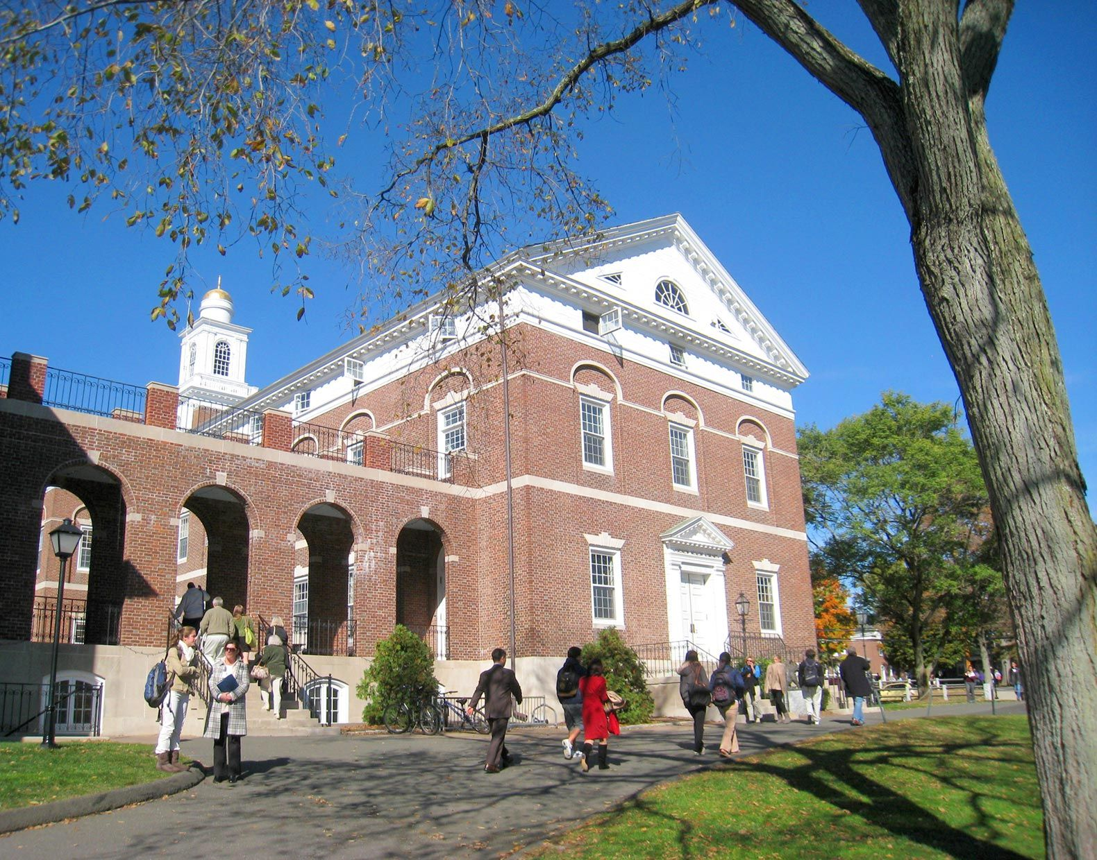 Choate Rosemary Hall in Connecticut is one of 157 private schools that are part of MTC.