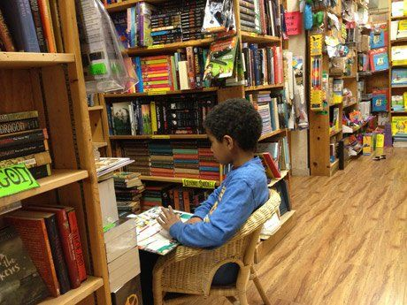 pleasure of reading essay primary school children