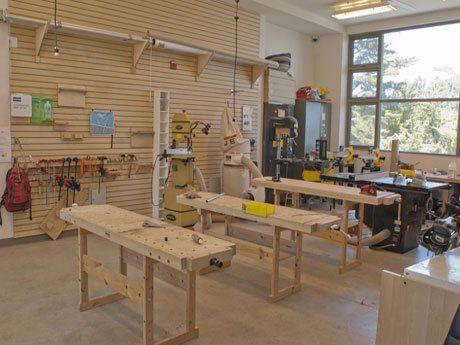 Designing a school makerspace edutopia for School blueprint maker