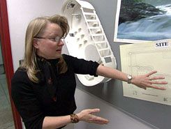 Teacher Eeva Reeder developed and implemented an architecture project for her geometry students.
