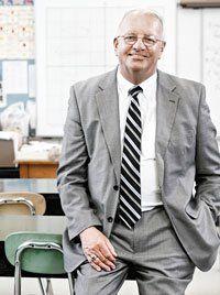 Principal Mike McCarthy.