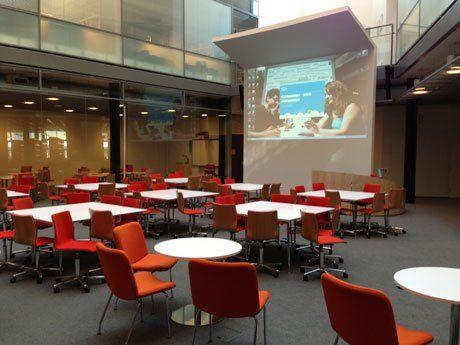 Conference site at University of Helsinki