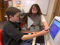 VIDEO: Generation www.Y: Washington Middle School