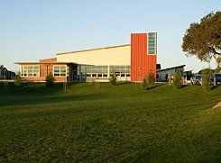 Bathed in Light:  Chartwell School, home of America's greenest campus.