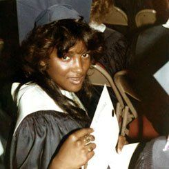 Rene Lewis-Carter Takes Flight: Lewis-Carter graduates from John Ehret High School, located near New Orleans.