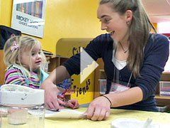 VIDEO: High School Child Care