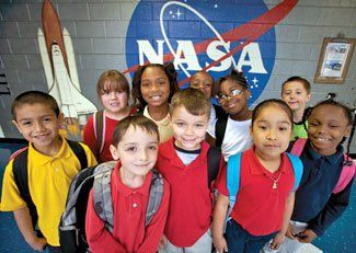 Take Off:  Since 2006, Forest Lake Elementary Technology Magnet School has been a National Aeronautics and Space Administration Explorer School, which lets students take advantage of the U.S. space program's research and technology.