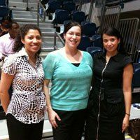 Instructional coaches who coach first year teachers.