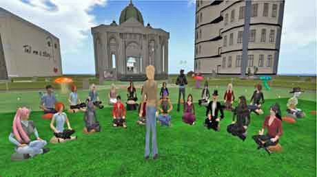 Professional Development in Second Life