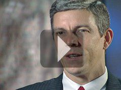 VIDEO: An Interview with Arne Duncan (2007)