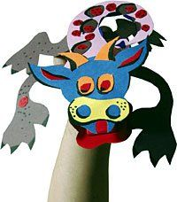 Palm Pilots:  Puppets can help in many areas of education.