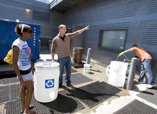 Clackamas High School Sustainable Systems.