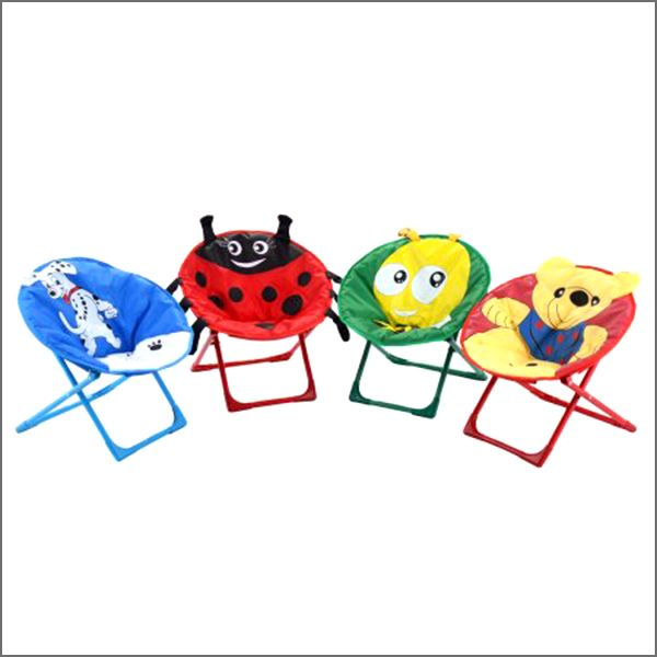 This set of animal chairs is $40 at Walmart.