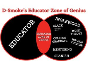 D Smoke's Educator Zone of Genius