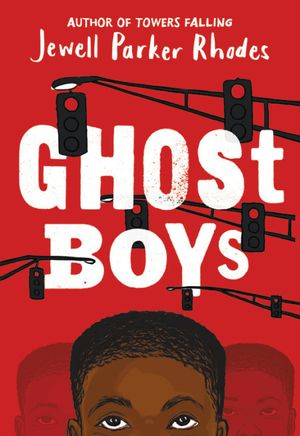 Ghost Boys book cover art