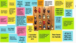 5E Framework Lego example 1