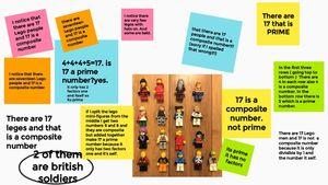 5E Framework Lego example 2