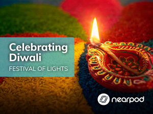 Diwali lesson on Nearpod