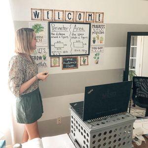 mrshudsonteaches home classroom