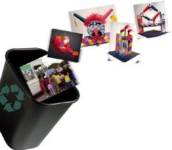 From Trash To Treasure Reusing Industrial Materials For School