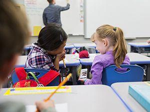 bad behavior of students in school