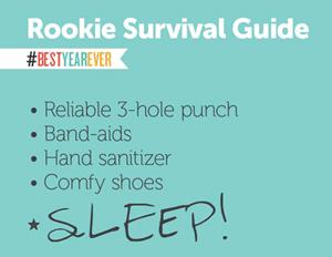 Rookie Survival Kit