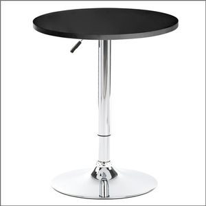 A bar table