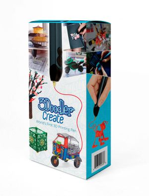 Photo of the 3Doodler Create box.
