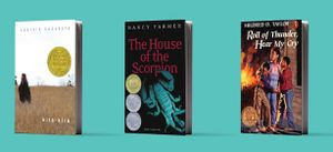 Cover images of the following three novels