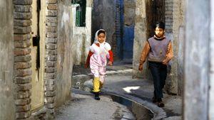 Film still from Children of Heaven