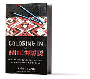 Image of the book Coloring in the White Spaces